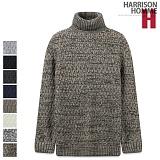 [해리슨] HARRSION 철조망폴라 MT1090 니트