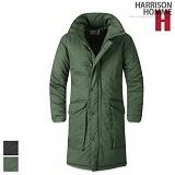 [해리슨] HARRSION 504 롱야상 DB1177 야상패딩 코트패딩 패딩 파카
