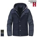 [해리슨] HARRSION PD22 후드 레이어드 패딩 WS1254