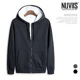 [뉴비스] NUVIIS - 데일리 양털 후드집업 (JN010HDZ)