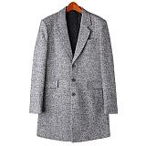 토키오 시크 라인 싱글 코트