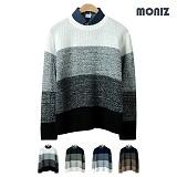[모니즈]MONIZ 그라데이션 니트 KNR034