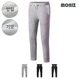 [모니즈]MONIZ 양털 트레이닝복 기모 일자팬츠 TRM756 긴바지