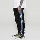 [조커버스/조크오브어스]Jokerbus/JokeOfUs - Logo Pants[Black] 로고 조거팬츠 추리닝 라인 레터링 트레이닝팬츠