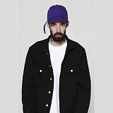 [조커버스/조크오브어스]Jokerbus/JokeOfUs - Legend Cap [Purple] 레전드 롱테일 볼캡 야구모자