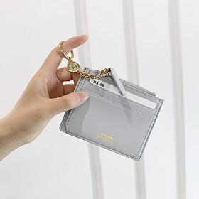[디랩]D.LAB - Coin simple card wallet  - Gray  지갑
