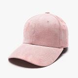 [피스메이커]PIECE MAKER - SLASH SUEDE BUCKLE CAP (PINK) 스웨이드 볼캡 야구모자
