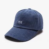 [피스메이커]PIECE MAKER - CORDUROY PIECE CAP (NAVY) 코듀로이 골덴 볼캡 야구모자