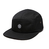 [오베이]OBEY - WORLDWIDE SEAL 5 PANEL 100490013 (BLACK) 캠프캡