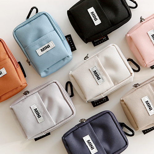 [퍼니메이드]SQUARE Mini Bag (8color)