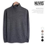 [뉴비스] NUVIIS - 무지 민자 반목 폴라니트 (DS095KN)