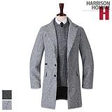 [해리슨] HARRSION 모직 보카시 롱 코트 PK1109