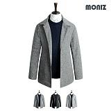 [모니즈]MONIZ 세미 톰투버튼 코트 CTM114