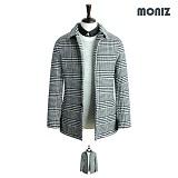 [모니즈]MONIZ 세미 글렌 코트 CTM113