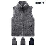 [모니즈]MONIZ 베이직 니트 조끼 PVT019