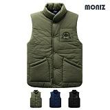[모니즈]MONIZ 휘슬 미키 패딩 조끼 PVT016