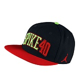 [NIKE]나이키 조던 모자 뉴에라 스냅백 724906_013 검정 NIKE JORDAN CAP 정품