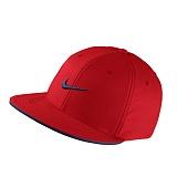 [NIKE]나이키 스우시 모자 스냅백 727032_657 레드 NIKE CAP 정품