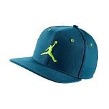 [NIKE]나이키 조던 모자 뉴에라 스냅백 619360 301 청록색 NIKE JORDAN CAP 정품