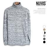 [뉴비스] NUVIIS - 철조망 폴라니트 (DS100KN) 터틀넥