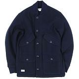 [언커먼팩터스]UFS - WOOL TRAPPERS VARSITY COAT 울 매키노 크루저 자켓 코트