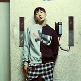 [디플로우]TRUG LIFE SWEAT SHIRT(NAVY) 맨투맨