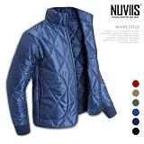 [뉴비스] NUVIIS - 퀄팅 시보리 패딩점퍼 (KH029PD)