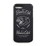 STIGMA - PHONE CASE BLACK PANTHER BLACK iPHONE 7/7+ 아이폰 핸드폰케이스