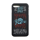 STIGMA - PHONE CASE THUNDER BLACK iPHONE 7/7+ 아이폰 핸드폰케이스