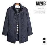 [뉴비스] NUVIIS - 심플 인퀄팅 패딩코트 (WS020CT)