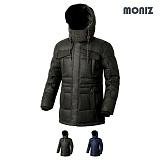 [모니즈]MONIZ CN패치 사파리 패딩 점퍼 PJP120 야상패딩