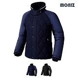 [모니즈]MONIZ 플란넬 양털 패딩 점퍼 PJP119