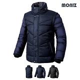 [모니즈]MONIZ 소매 탈부착 패딩 점퍼 PJP118