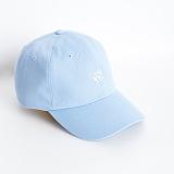[블랙후디]BLACKHOODY ROSE SOFT CAP SKYBLUE 로즈 소프트 볼캡 야구모자
