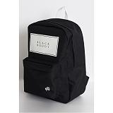 [블랙후디]BLACKHOODY BASIC LOGO BACKPACK BLACK 베이직 로고 데이백 백팩