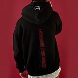 [3월30일예약배송][어커버]ACOVER - Dazed Printing Tumble Hood T-Shirt 후드 후드티 후드티셔츠