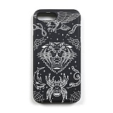 STIGMA - PHONE CASE EMB TATTOO BLACK iPHONE 7/7+ 아이폰 핸드폰케이스
