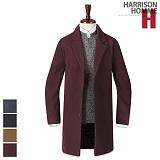 [해리슨]HARRISON - 도미 모직 3버튼 코트 RW1374