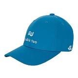 [비에이블투]BABLETWO [UNISEX] Logo Baseball Cap (BLUE) 로고 볼캡 야구모자