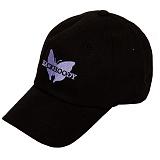 [블랙후디]BLACKHOODY BUTTERFLY SOFT CAP BLACK 버터플라이 볼캡 야구모자
