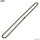 SEXTO - [써지컬스틸]W-012 chain necklace SILVER 목걸이