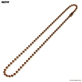 SEXTO - [써지컬스틸]W-012 chain necklace ROSE GOLD 목걸이