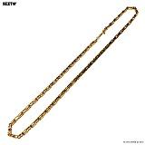 SEXTO - [써지컬스틸]W-013 chain necklace GOLD 목걸이