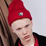 [비에이블투]BABLETWO B.A.T BEARS Beanie (RED) 비니