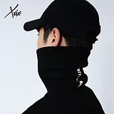 [XXIX]엑스엑스아이엑스 리버스 프린트 - 기모 목폴라 - 3컬러