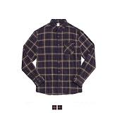 [어커버]ACOVER - Loco Embo Check Shirts 체크셔츠 체크남방 셔츠 남방