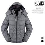 [뉴비스] NUVIIS - 조끼 변형 패딩점퍼 (WS026PD)