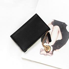 [디랩] D.LAB Coin Card wallet  - Black 카드지갑
