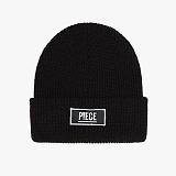 [피스메이커]PIECE MAKER - PIECE BOX BEANIE LE (BLACK)