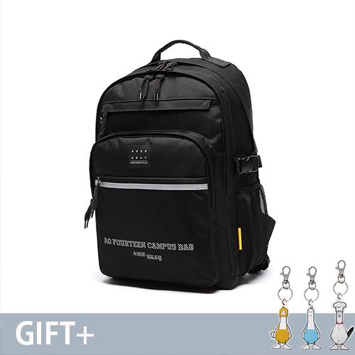 [에이지그레이]AGEDGRAY - AG13FBK SCHOOL ROAD 블랙 스쿨로드 빅 백팩 학생백팩 메쉬백팩 망사백팩